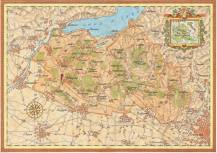 Franciacorta - mappa