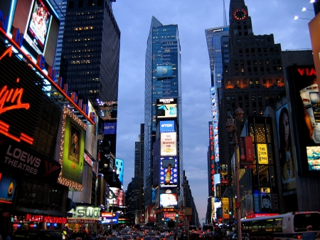 Times_Square_New_York_At_Dusk