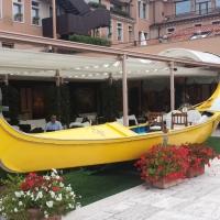 IL COLLIO SBARCA IN GONDOLA ALL'HOTEL CIPRIANI DI VENEZIA