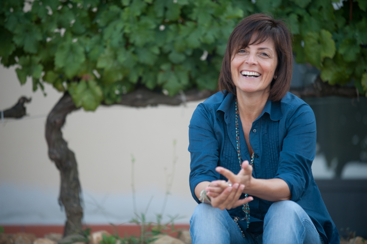 Le Macchiole: il vino e' donna