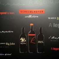 La collezione Scheiblhofer #vino #austria #burgenland