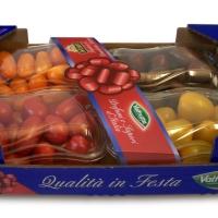 """Valfrutta fresco e Colle d'oro lanciano i pomodorini siciliani """"Deliziorti"""" #Valfrutta #Colledoro #ortofrutta"""