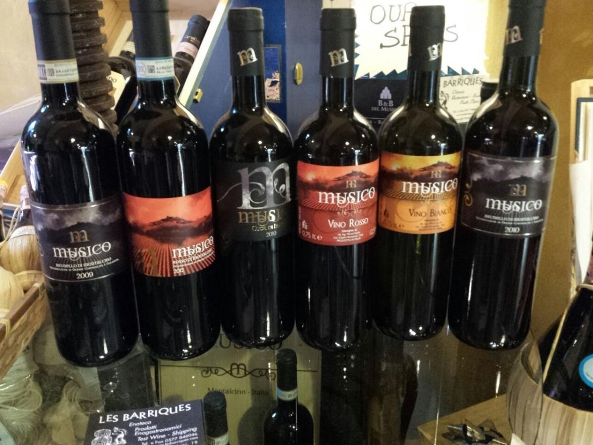 Scopriamo l'azienda agraria Musico Montalcino #toscana #vino #montalcino #italia
