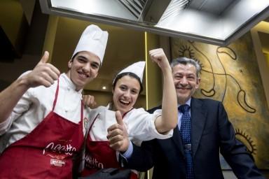 02 Roberto Antelmo e Chiara Vangelo - Istituto Carlo Porta