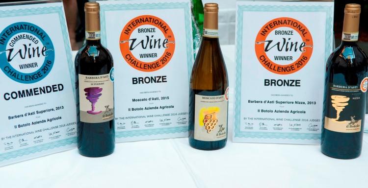 I vini de Il Botolo premiati