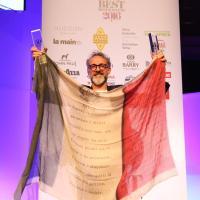 L'Osteria Francescana incoronata nel World's 50 Best