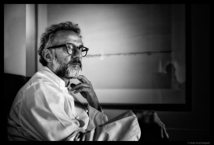 Massimo Bottura © Paolo Terzi_DSC5496 Bn