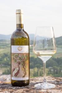 Bottiglia Gavi 2016
