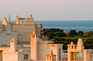 Euro-Toques in Puglia Borgo Egnazia brilla distelle