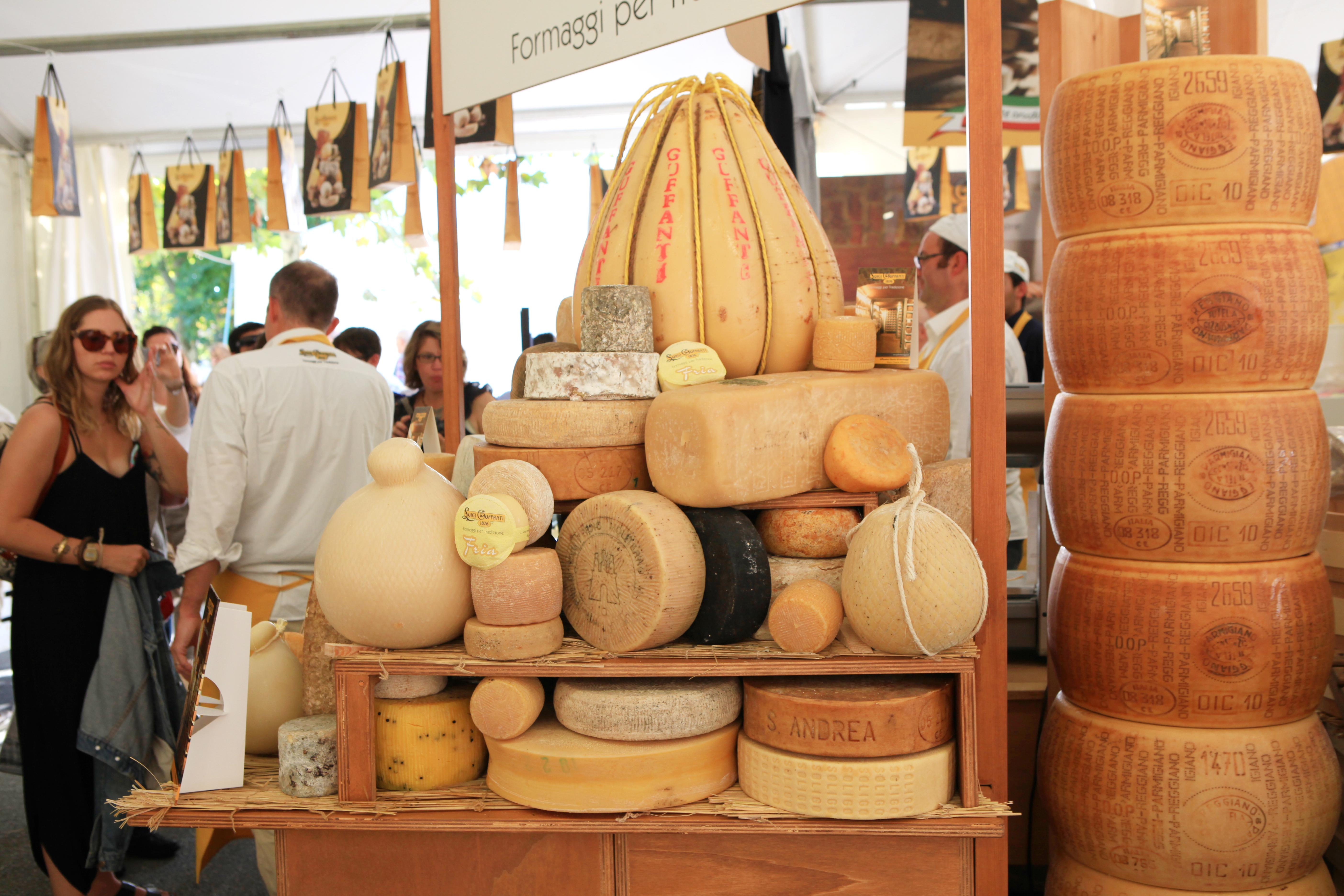 I Laboratori del Gusto a Cheese 2017