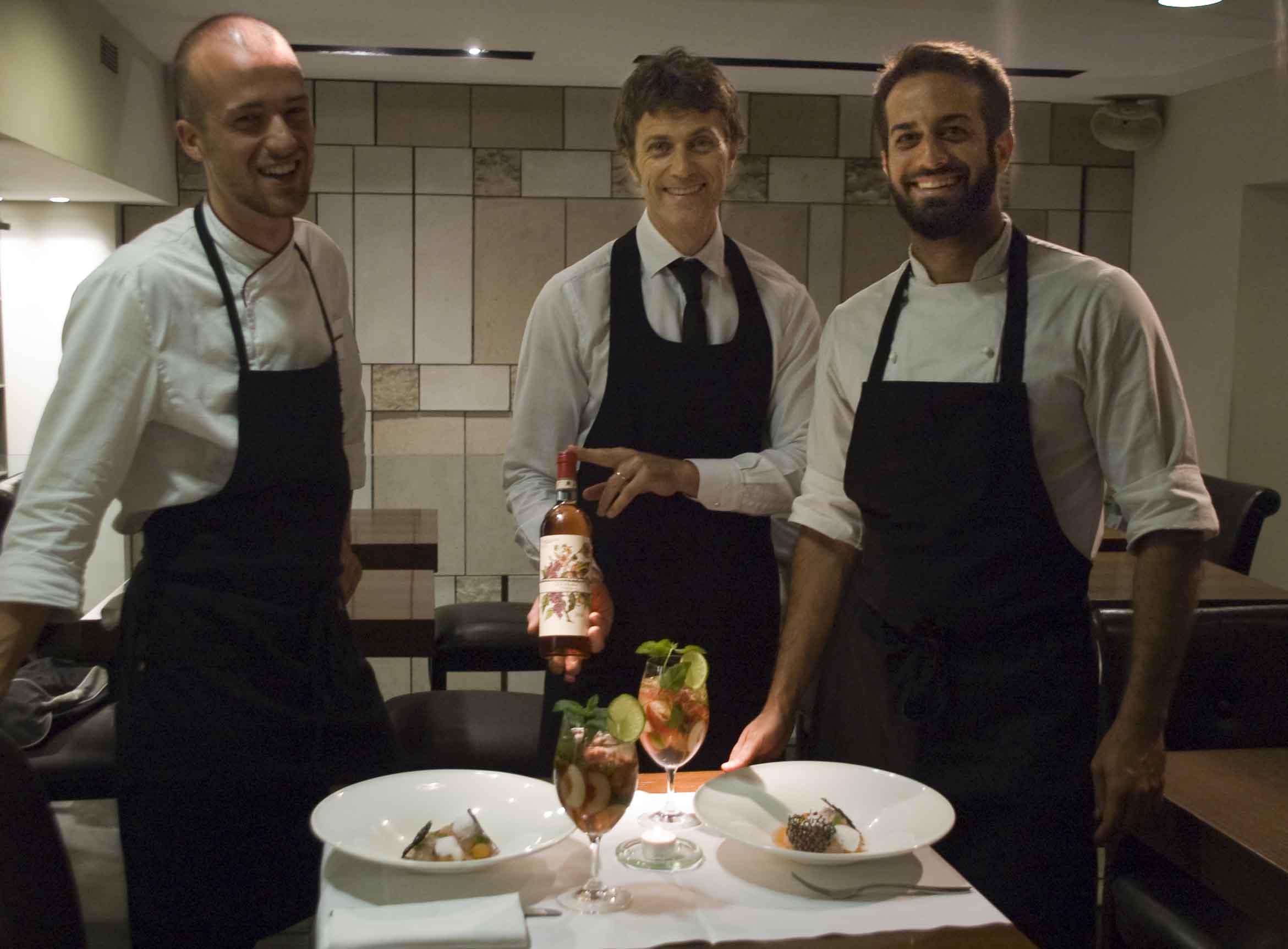 FROSE' Dogajolo,è rosa intenso e appassiona gli chef!