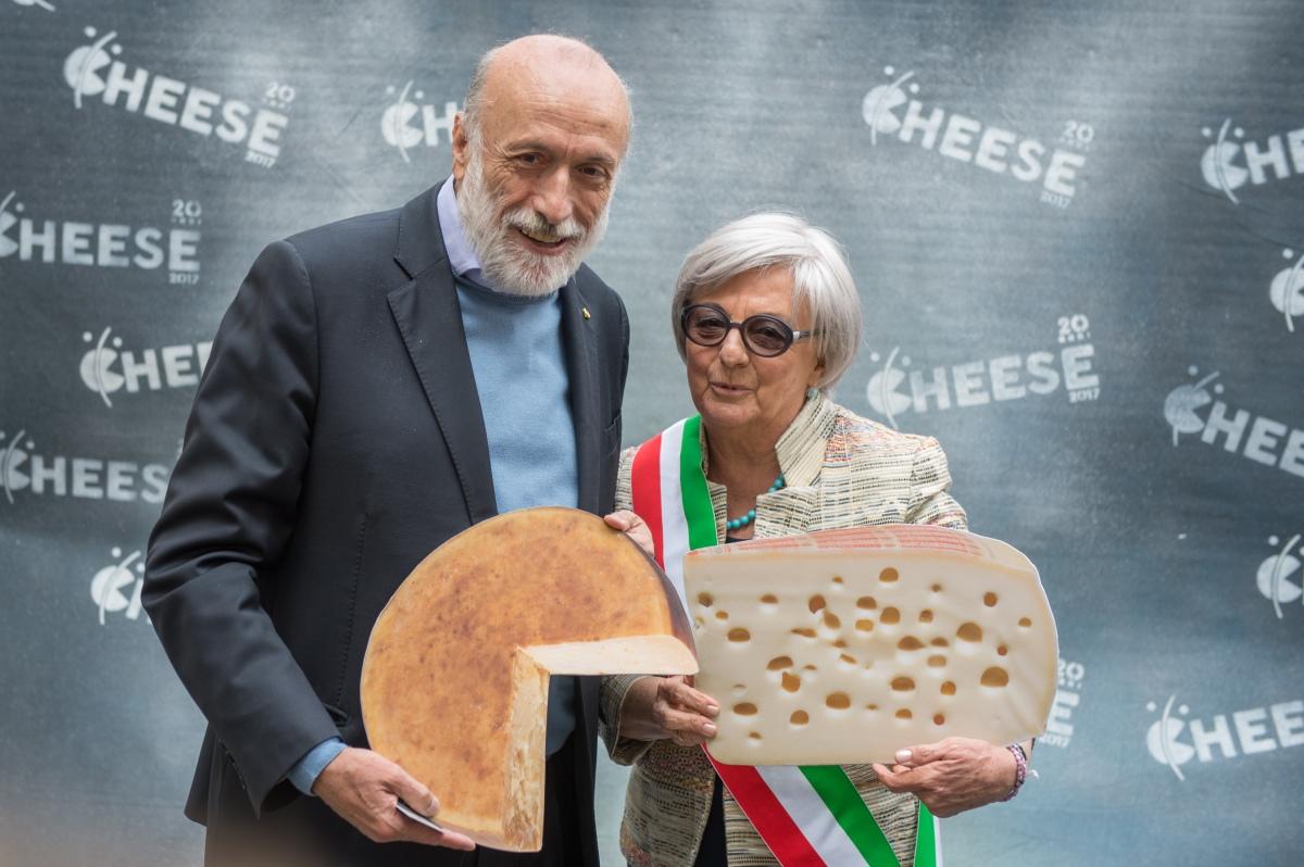 Cheese 2017: i formaggi a latte crudo  diventano patrimonio comune