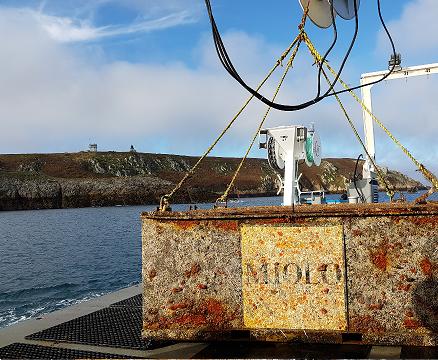 Miolo: recuperato il primo spumante brasiliano affinato in mare