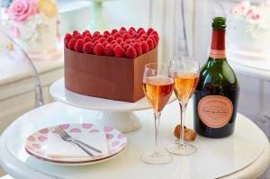 """San Valentino 2018 è """"en rose"""" con la Cuvée RoséLaurent-Perrier"""