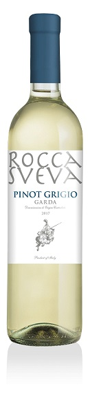 Nasce il Pinot Grigio DOC Garda Rocca Sveva