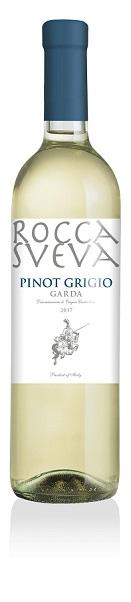 Nasce il Pinot Grigio DOC Garda RoccaSveva