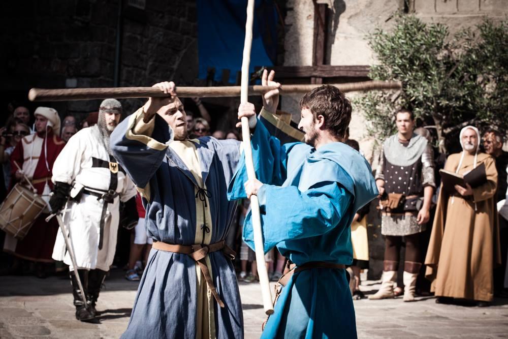 Abbadia San Salvatore (SI) rinnova l'Offerta dei censi