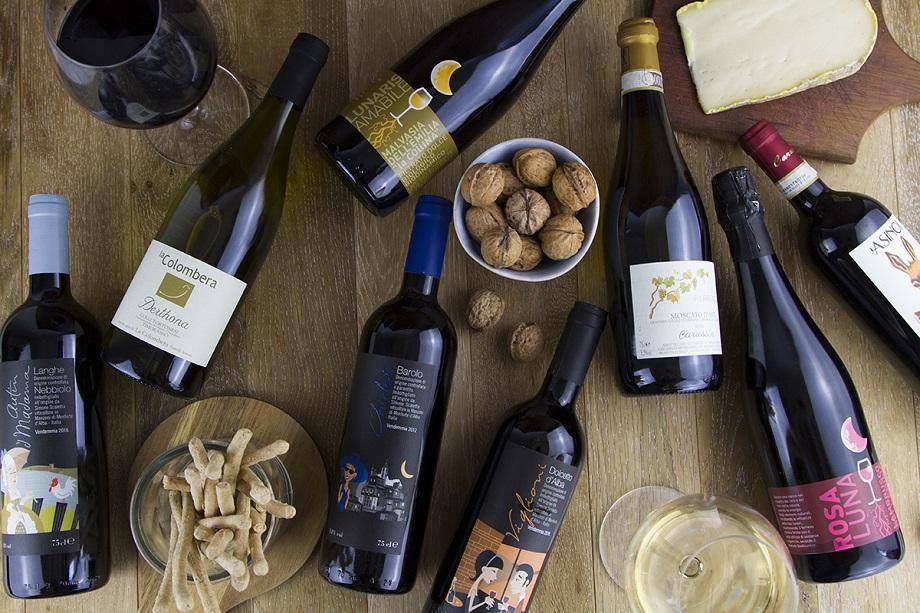 """""""IN VINO VERITAS""""  Una survey di Cortilia su abitudini e gusti degli italiani sul vino:"""