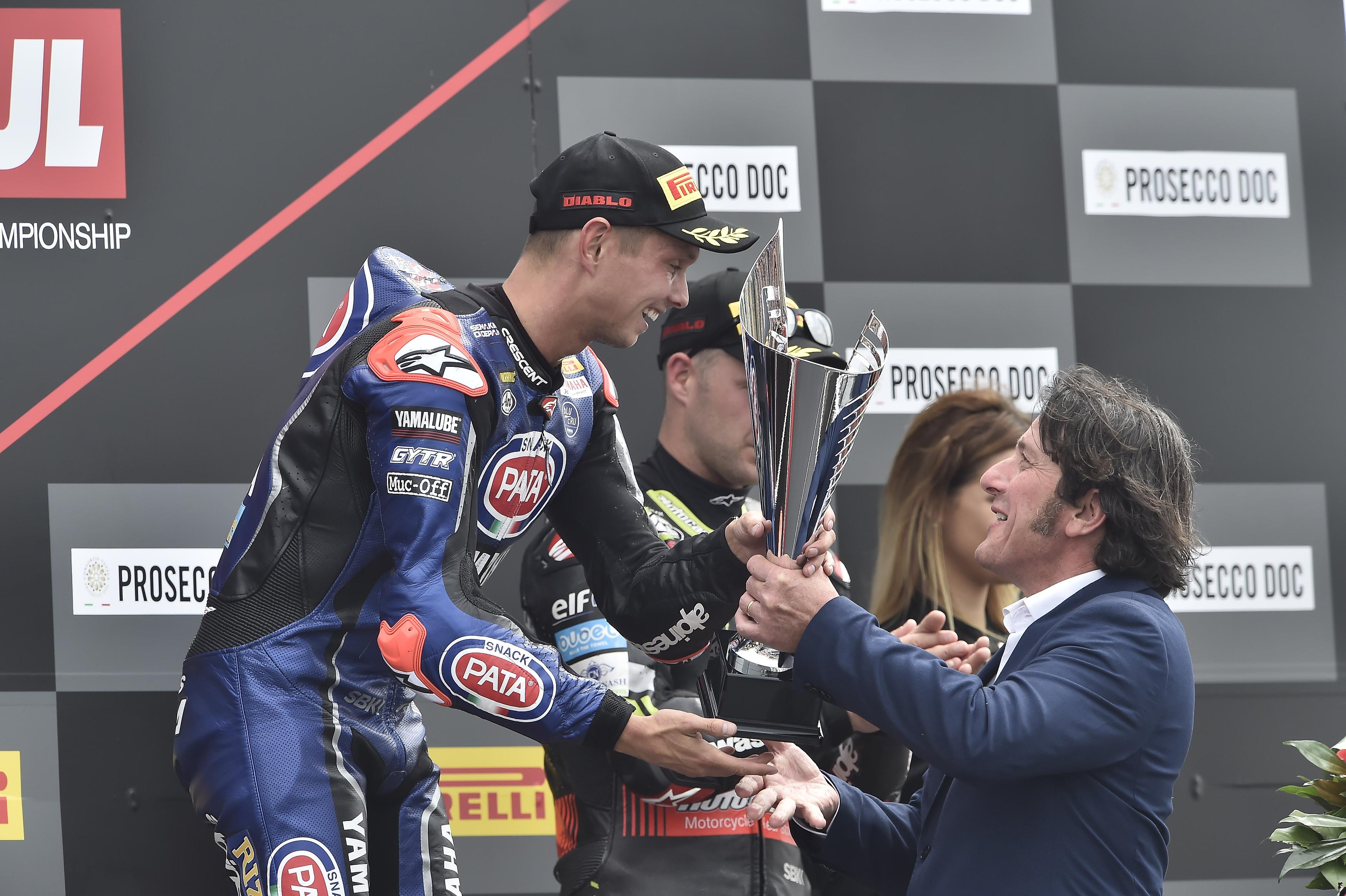 Il Prosecco DOC sale sul podio della MotoGP ™
