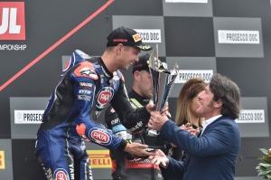 Il Prosecco DOC sale sul podio della MotoGP™