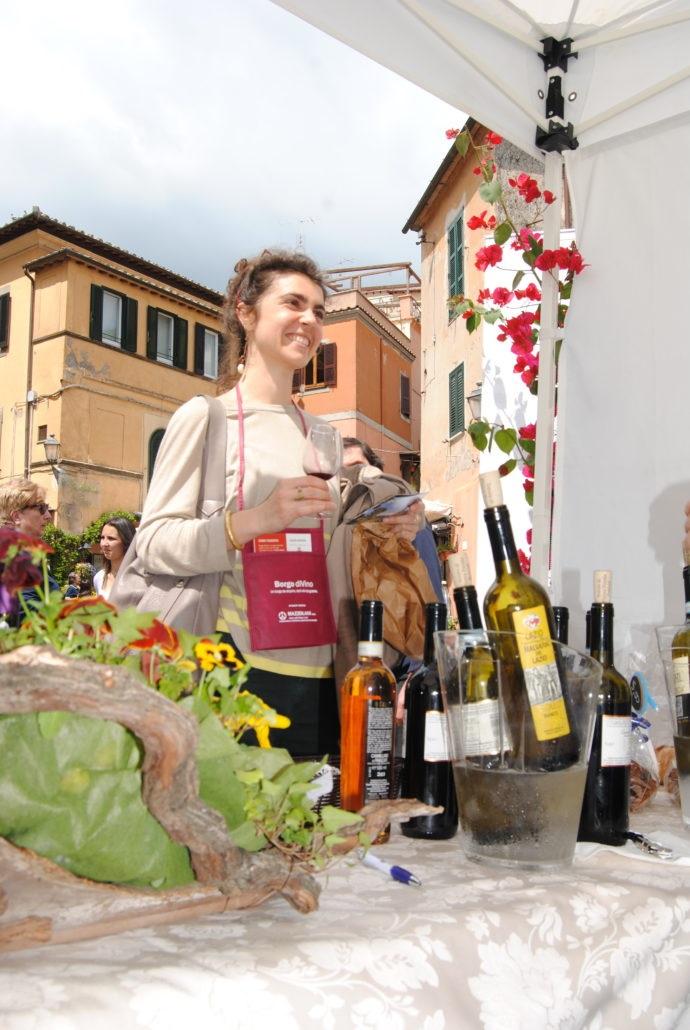 I Castelli Romani brindano alla quinta edizione di Borgo DiVino