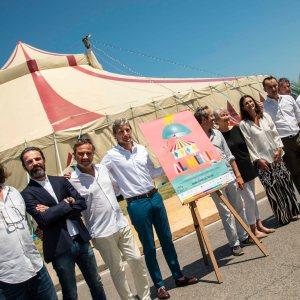 """Tutto pronto per """"Al Meni"""": Massimo Bottura  con i grandi chef nel circo dei sogni diFellini"""