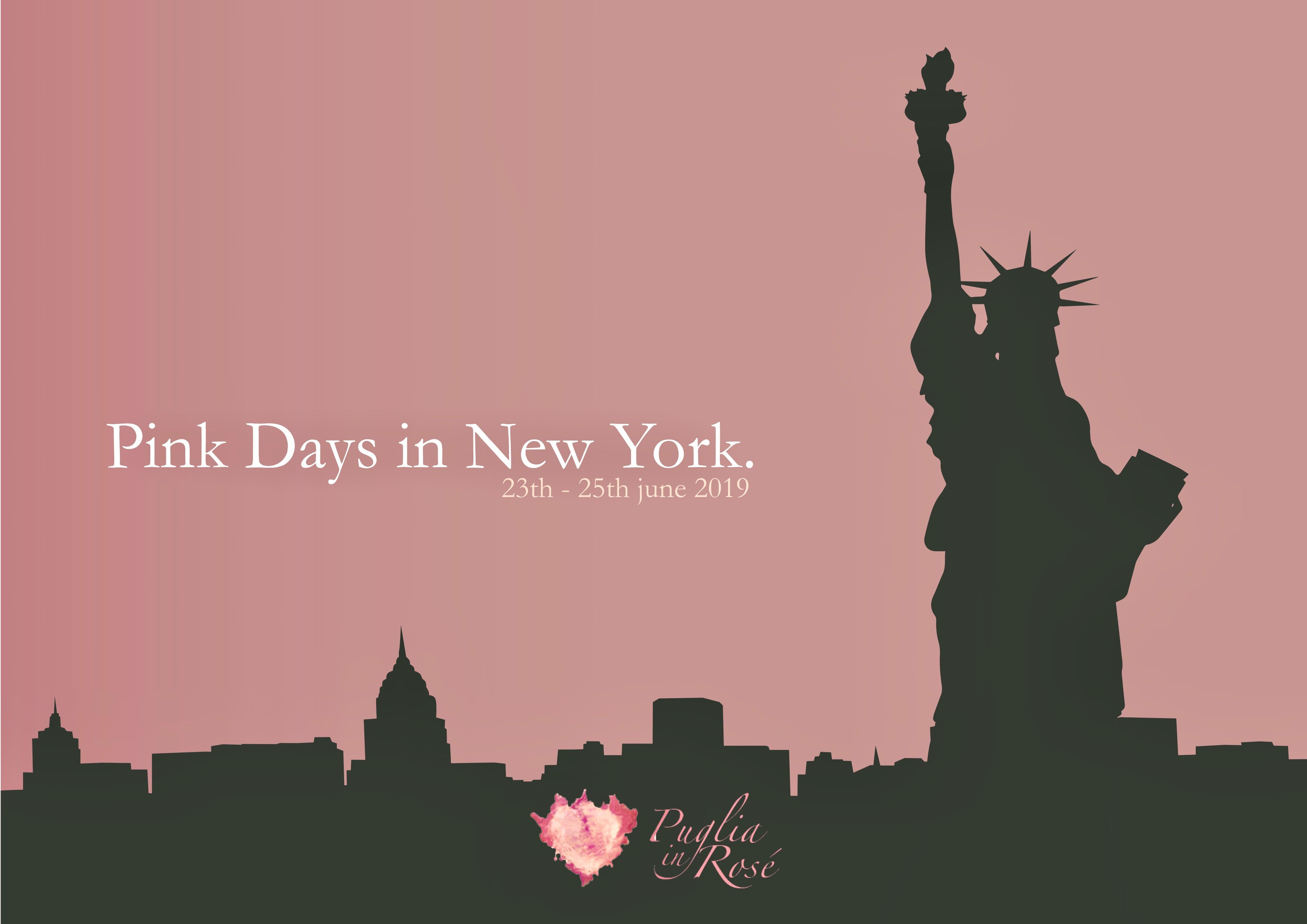 """IL ROSATO PUGLIESE ALLA """"CONQUISTA"""" DI NEW YORK"""