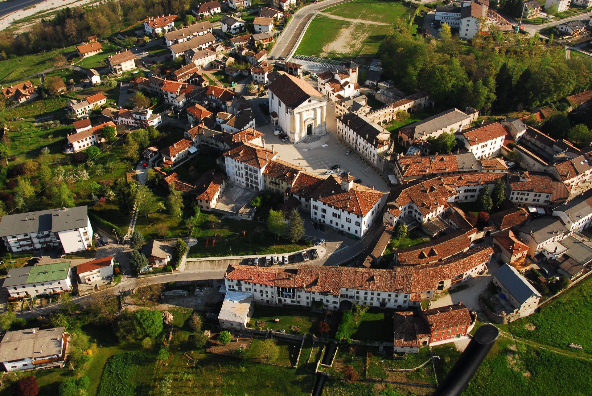 """""""All'Ombra del Borgo"""" per il rilancio della viticoltura bellunese"""
