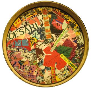 A TUTTO TONDO: arte e vino, un incontro di creatività e passione