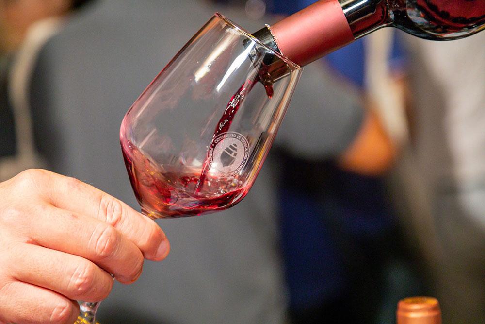 L'anteprima wine2wine , con il Primitivo di Manduria, il grande rosso pugliese