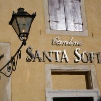 Una nuova cantina per Santa Sofia