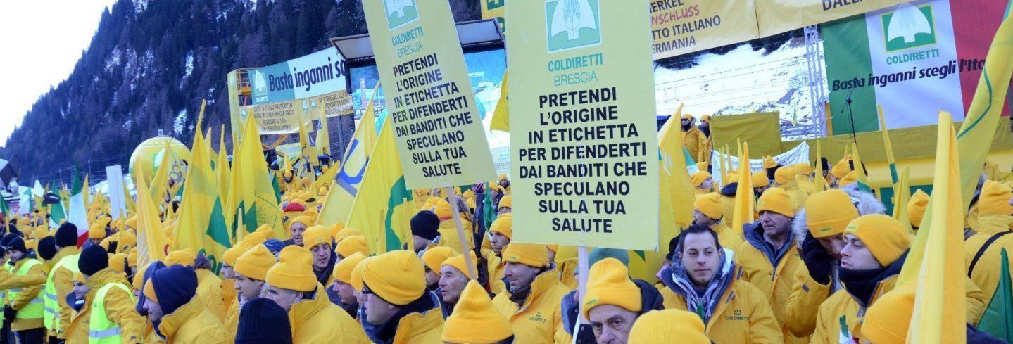 UE: COLDIRETTI, ETICHETTA ORIGINE È VITTORIA PER 82% ITALIANI