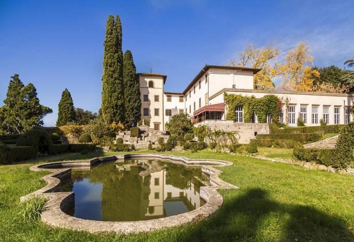 Villa Bibbiani presenta Flora,  il rosé delicato e fresco che racconta le colline del Montalbano