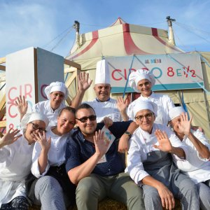 Il circo 8 ½ dei sapori torna a Rimini a fine settembre insieme a MassimoBottura