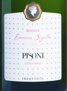 """Il Trentodoc Riserva """"Erminia Segalla"""" 2010 Pisoni ottiene 5StarWines in qualità di Miglior Vino Spumante"""