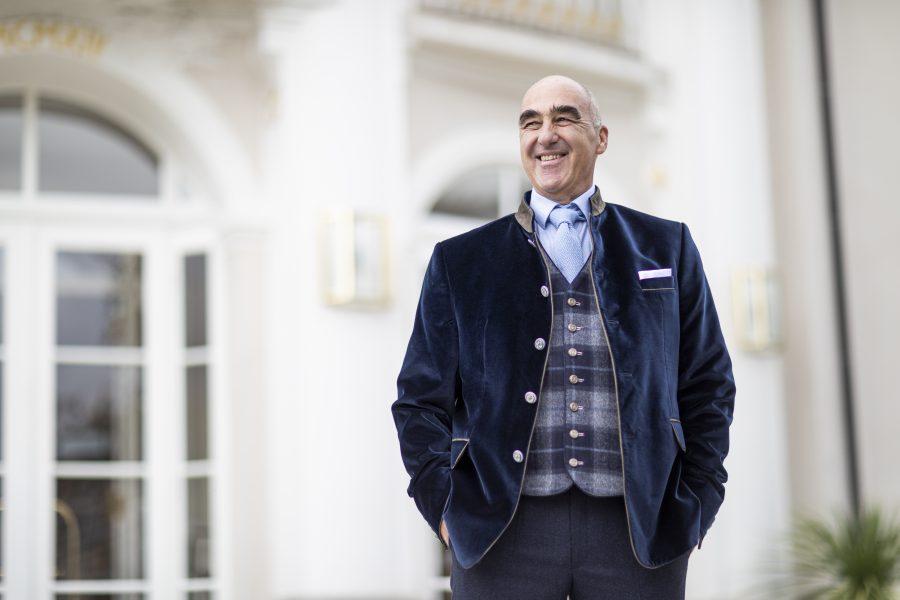 Intervista a Helmuth Köcher sull'edizione digitale del 29° Merano WineFestival