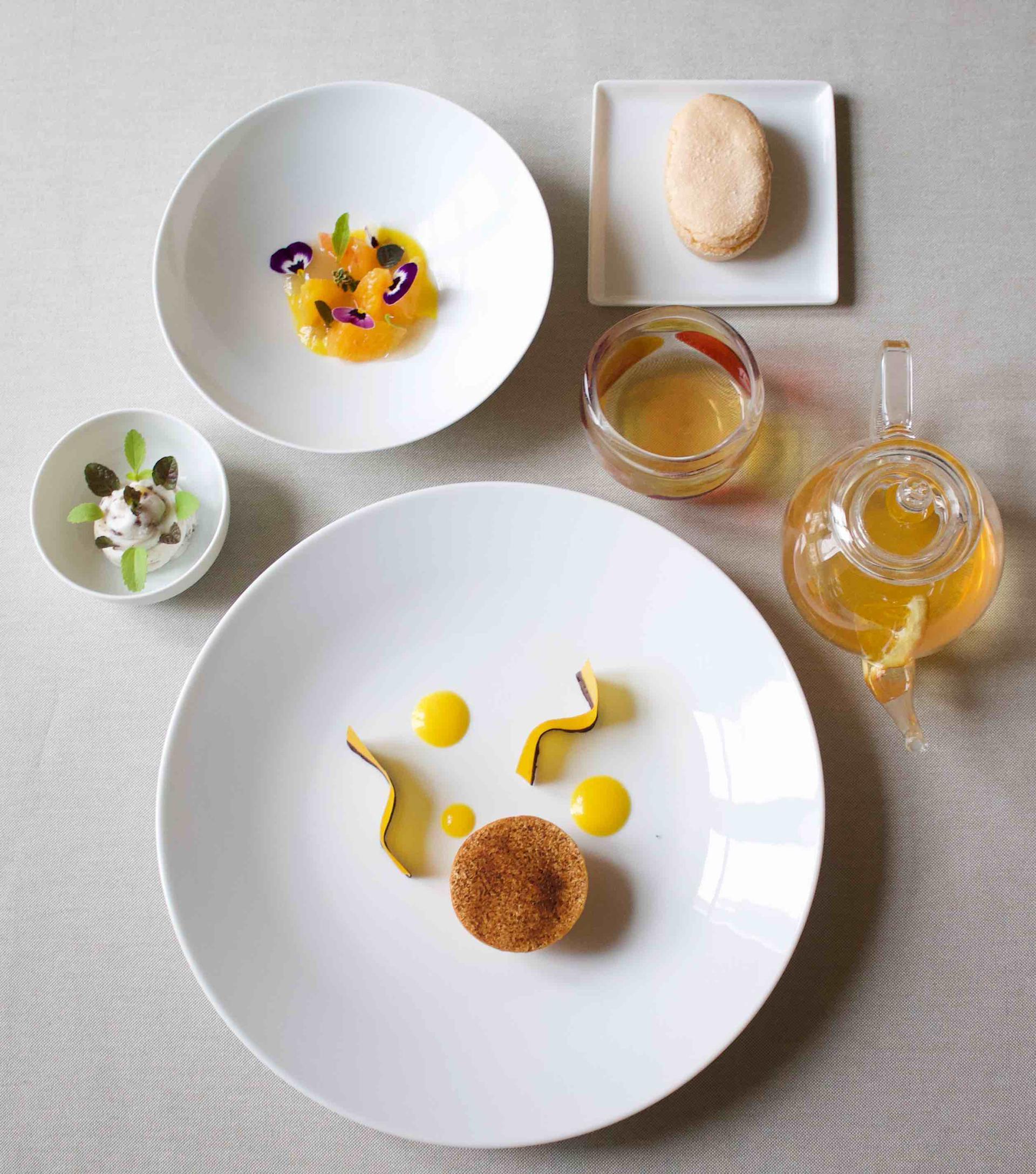 Enrico Crippa racconta l'arancia