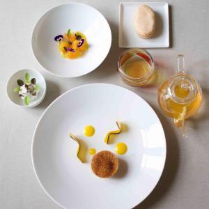 Enrico Crippa raccontal'arancia