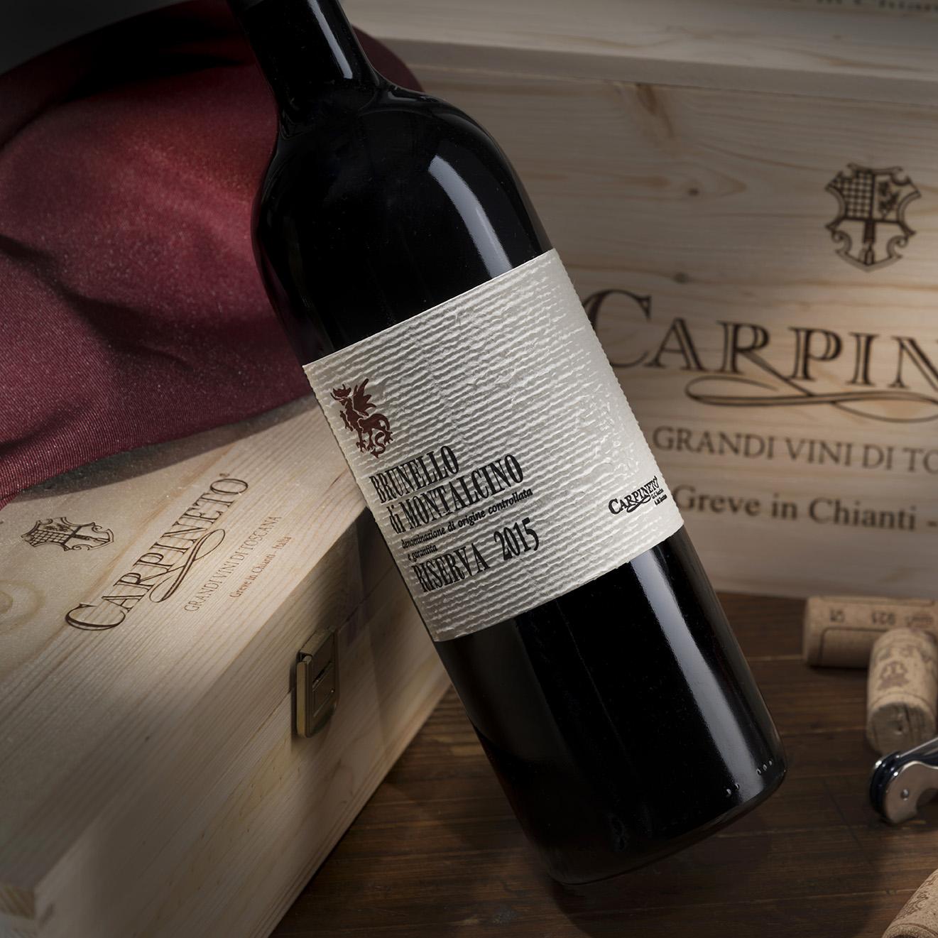 Carpineto Brunello 2015 Riserva