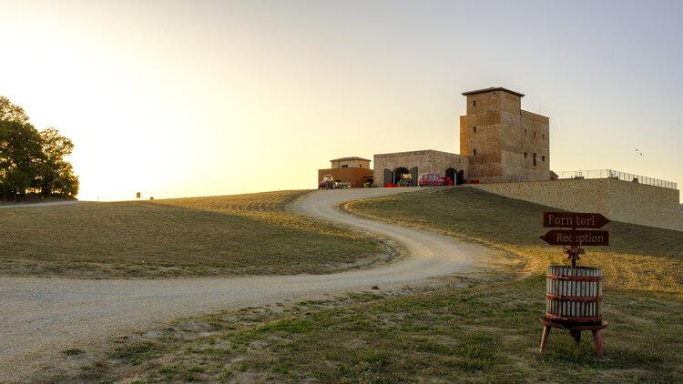 Monterosola, vini premiati da terre antiche