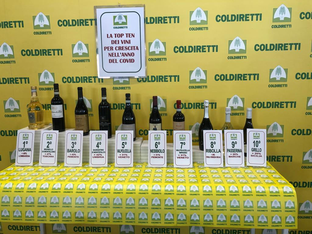 Vinitaly, Lugana al top per vendite nell'anno Covid